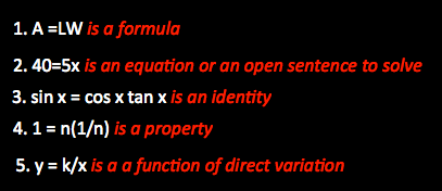 The multiple meanings of letter symbols in algebra- Part 2 of x