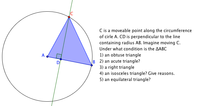 kinds of triangles